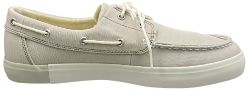Timberland Herren Newport Bay 2 Eye Boat Oxrainy Day Canvas Bootsschuhe Grün (Rainy Day Canvas)