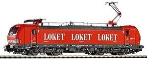 Piko 59180S de Lok vectron transdev Sverige AB Vi, Dos pantos, Vehículo de Carril