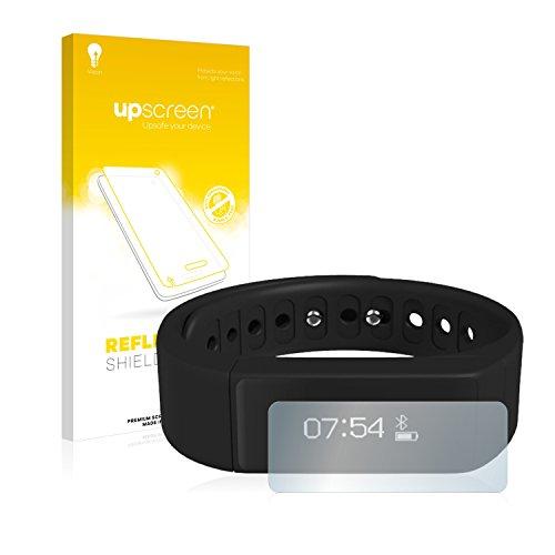 upscreen Entspiegelungs-Schutzfolie kompatibel mit DAX Hub I5 Smartwatch Sport - Anti-Reflex, Matt