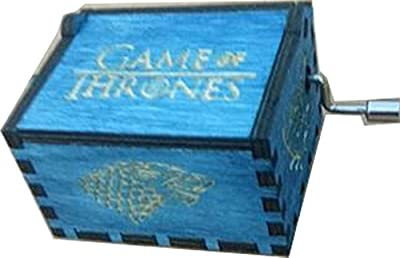 OMG Game of Thrones Music Box blue magic