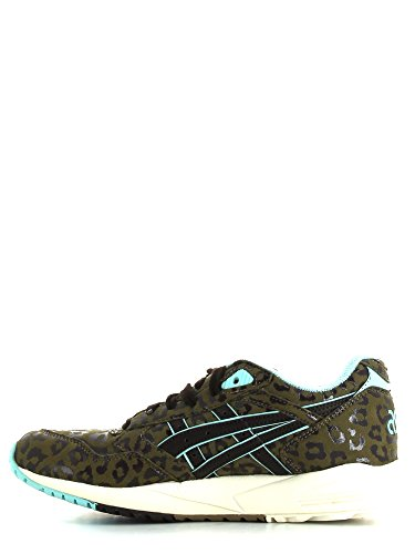 Asics Gel Saga Light Brown Dark Brown Marron