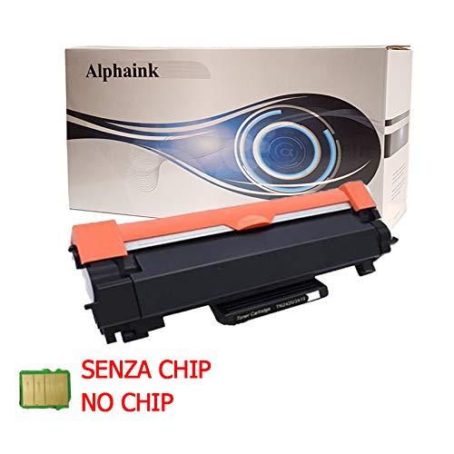 Alphaink AI-PFTN2420N Toner SENZA CHIP compatibile per Brother MFC L2710DN L2730DW L2750DW L2710DW DCP L2510D L2530DW HL L2310D L2350DW L2370DN, 3000 copie al 5%