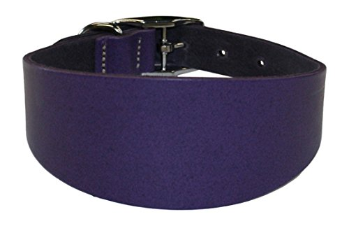 BBD Mascota Productos Whippet Collar de Piel