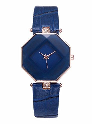 Xinew Elegant Analog Blue Dial Women & Girl's Watch -XIN-321