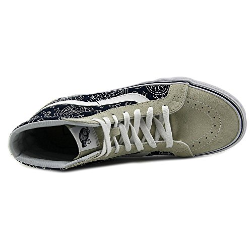 Vans Herren Ua Sk8-Hi Reissue Hightop Sneaker Blau/Ecru