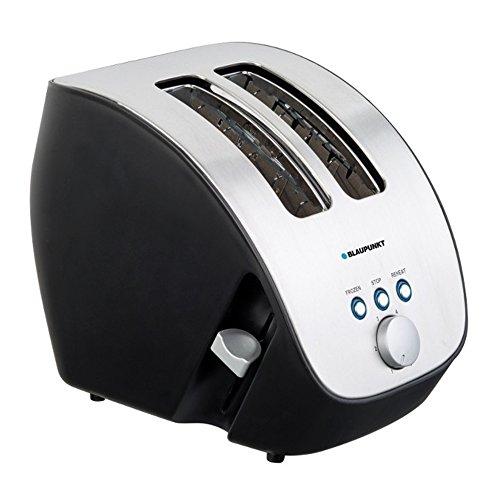 Blaupunkt-TSS701-Toaster-mit-2-Toastkammern-100W-33mm-Aufwrmen-Auftauen-Toasten