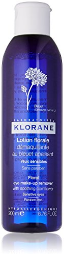 Klorane, Desmaquillante ojos - 200 ml
