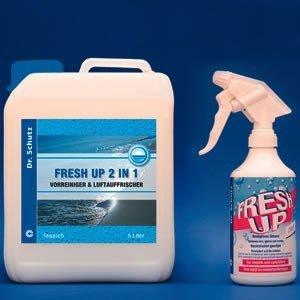 Dr. Schutz Fresh Up 2 in 1 (1x500ml), Grundpreis 12,30 Euro/Liter