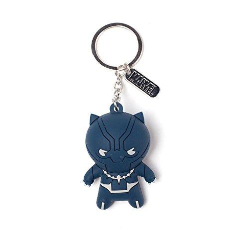 Marvel Comics Schlüsselanhänger, blau (Blau) - BIO-KE300501MAR