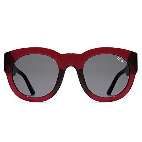Quay Australien STEAL A KISS Frauen Sonnenbrille Fett Katzenauge Sunnies 76b184b14f6b