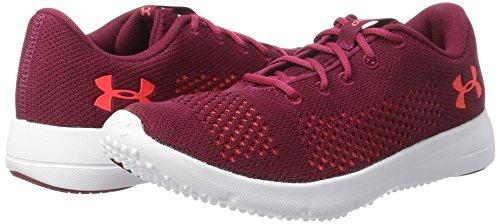 Under Armour Ua W Rapid Chaussures de Running Femme Rose