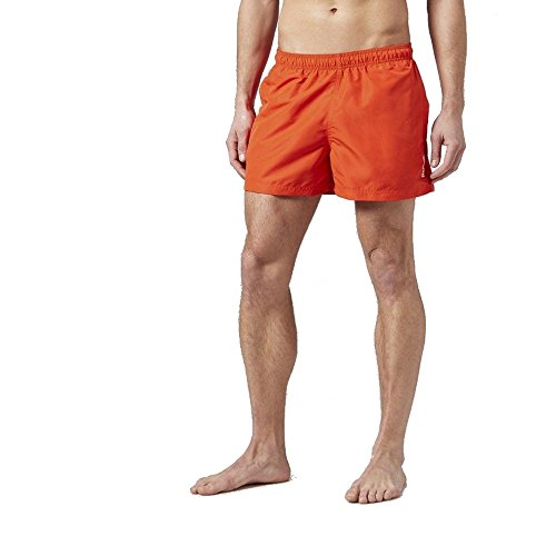 Reebok BW Basic Boxer (XS, Orange) (Reebok-boxer-shorts)