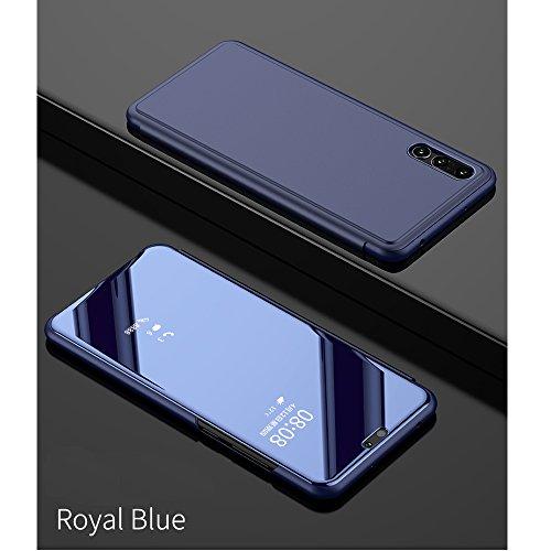 01e7dd5ab2d Sycode Funda con tapa para Huawei P Smartphone y Huawei P (carcasa con tapa  para