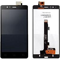 GSMCLUE BQ Aquaris E5 Pantalla Completa LCD + Tactil (Todas Las Versiones) (Negro