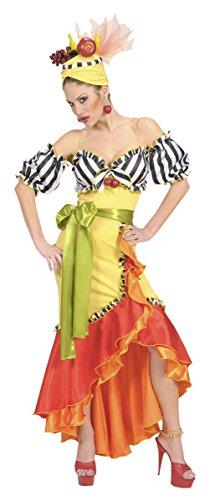 Unbekannt Aptafêtes-cs927229/S-Samba-Kostüm-Größe S (Unbekannte Phantom Kind Kostüme)