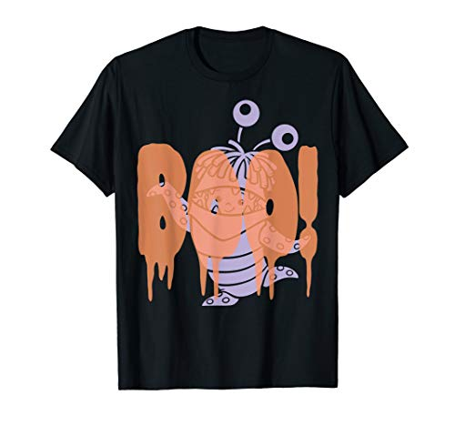 Disney Pixar Monsters Inc. Boo Halloween Graphic T-Shirt (Pixar Monsters Inc)