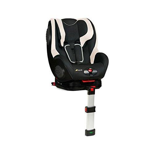 Hauck Guardfix Ece Seggiolino Auto Gruppo I per Bambini da 8 Mesi a 4 Anni 9-18 kg, Inclusa Base Isofix