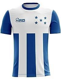 Airo Sportswear 2018-2019 Honduras Home Concept Football Shirt