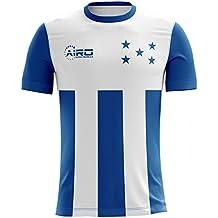 Airo Sportswear 2018-2019 Honduras Home Concept Football Soccer T-Shirt Camiseta (Kids