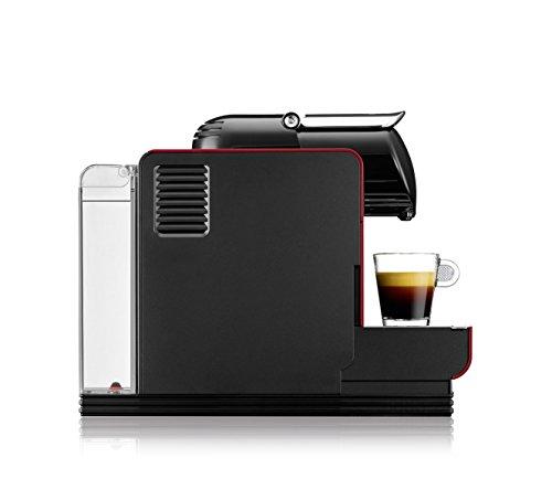 Nespresso Lattissima+ EN 521.R Macchina per Caffè Espresso, Colore Rosso - 2