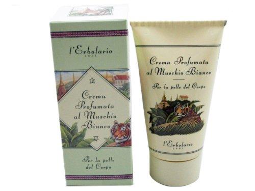 lerbolario-crema-profumata-al-muschio-bianco-150-ml