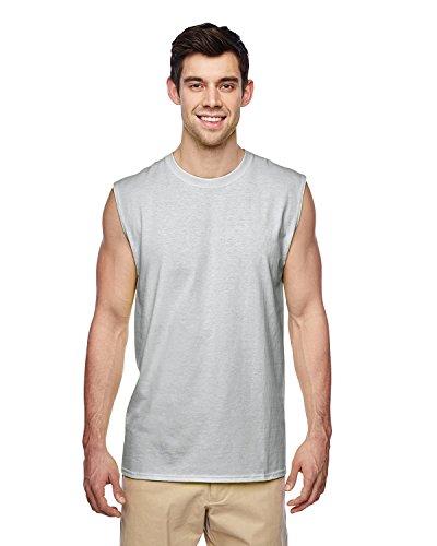 Adulti senza maniche Shooter t-shirt. 29SR Ash