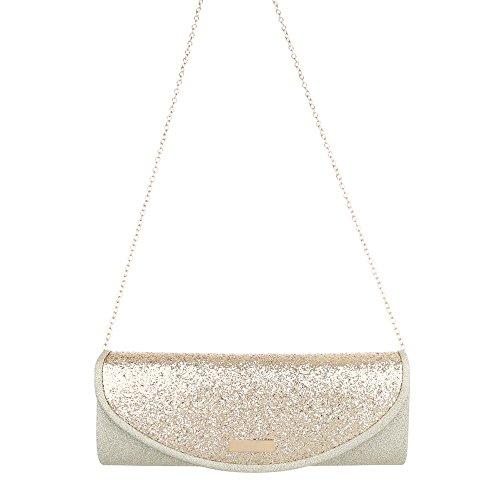 Ital-Design, Poschette giorno donna Gold