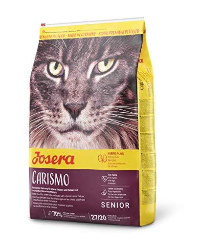 Josera Emotion Line Carismo Katzenfutter, 1er Pack (1 x 10 - Kg 10 Josera Leger Katzenfutter