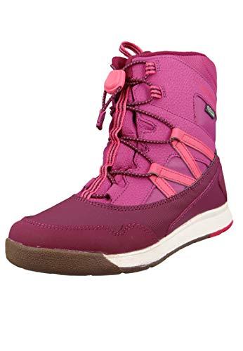 Merrell Snow Bank 3.0 MK159173 Kids Kinderstiefel Berry Pink, Groesse:34 EU / 2 UK / 3 US / 22 cm