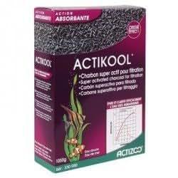 Zolux Actikool charbon actif - 180 gr
