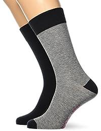 Levi's Herren Socken Levis 168sf Regular Cut Micro Stripe 2er Pack
