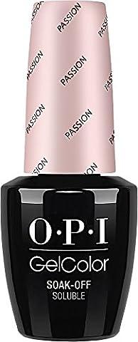 OPI Gel Color Passion Soak Off Gel Vernis à Ongles