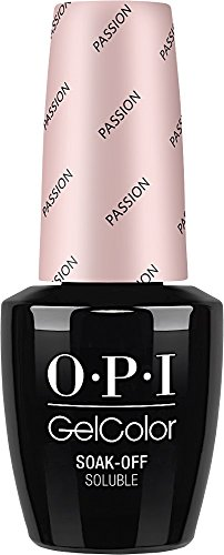 OPI Gelcolor Collection Nail Gel Lacquer, Passion, 0.5 Fluid Ounce