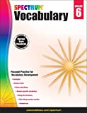 Best 6th Grade Books - Spectrum Vocabulary, Grade 6 Review