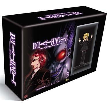 Death Note - Vol. 3 [Édition Collector Limitée et Numérotée]