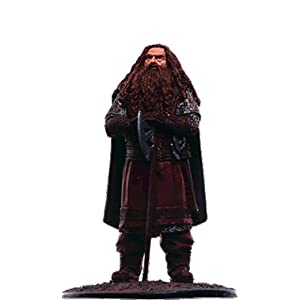 Lord of the Rings Señor de los Anillos Figurine Collection Nº 104 Gimli 9