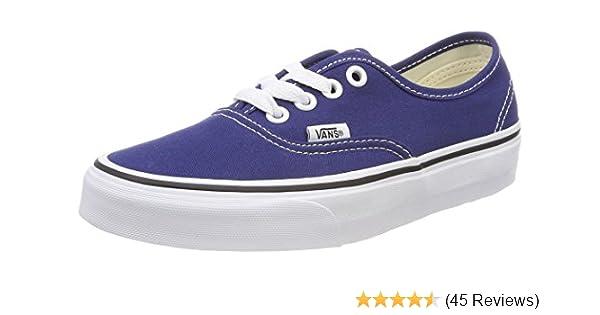 24d6795a4196 Vans Adults  Authentic Trainers  Amazon.co.uk  Shoes   Bags