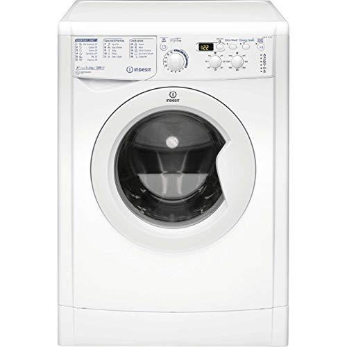 Indesit EWSD61252W My Time White 6 Kilogram Washing Machine with 1200 rpm A Plus Plus