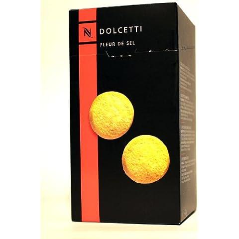 NESPRESSO 12 GALLETAS A LA FLOR DE SAL - Original Nespresso - Dolcetti Fleur de Sel
