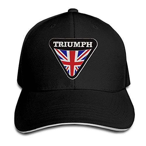 Sdltkhy Triumph-Motorcycle-Logo-for-Mens Men's Flex Baseball Cap Unisex32