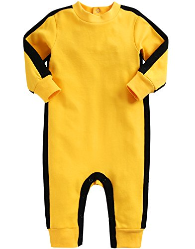 free-shippingvaenait-baby-0-24-months-boys-outfit-all-in-one-longsleeve-bruce-lee-romper-s