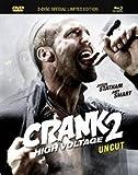 CRANK 2 - Limited Uncut Mediabook Edition DVD - Blu-ray