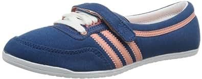 adidas Originals Concord Round W-3, baskets femme - Bleu - Tribe Blue/ST Fade Rose/Running White FTW, 35.5
