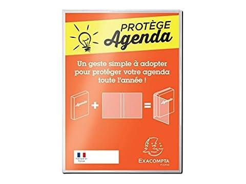 Protège-agenda Format 12x17 - Exacompta