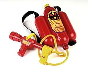 Theo Klein Toy Fireman's Water Sprayer