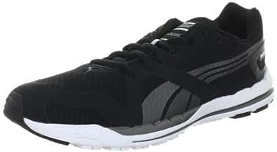 PUMA Faas 350 Men's Running Shoes, Black/White, UK7.5