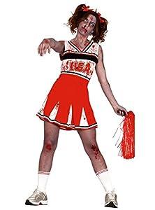 Guirca 84311 - Animadora Zombie Adulta Talla M 38-40