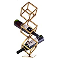 YUAN Einfache Und Moderne Edelstahl Wein Weinregal Dekoration Wohnzimmer  Möbel Zubehör Modell Bar Bar Möbel (