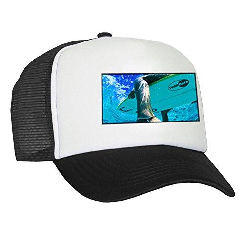 Bastart Caps Raphia type Surfin 'Dudes Casquette en maille