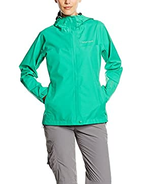 Marmot Chaqueta Minimalist, primavera/verano, mujer, color Verde - Gem Green, tamaño M